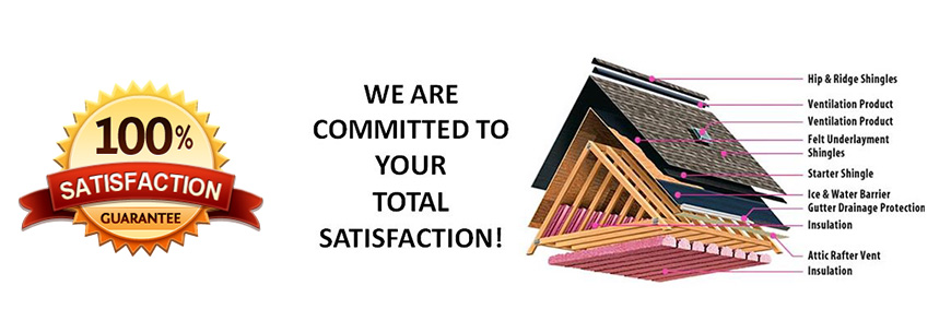 RLS Roofing Commitment